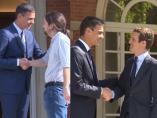 Sánchez se reunirá con Iglesias y Casado, pero no con Rivera.