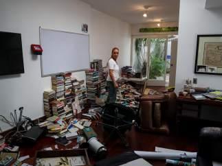 Robo casa Leopoldo López