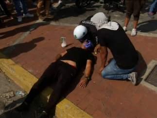 Una joven de 27 años, segunda víctima mortal en Venezuela en las protestas contra Maduro