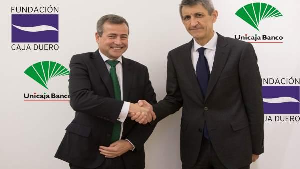 Unicaja banco suscribe un acuerdo para apoyar for Acuerdo clausula suelo caja duero