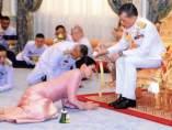El rey de Tailandia