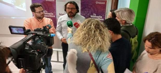 Cádiz.- Las candidaturas de Unidas Podemos ganaron el voto de residentes de la provincia ausentes en el extranjero