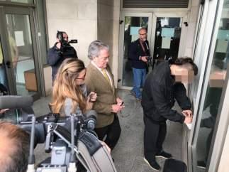El cunyat de Barberá acudeix a firmar al jutjat per primera vegada després de la seua eixida de presó pel cas Azud