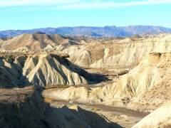 El desierto de Tabernas
