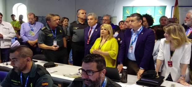 Cádiz.- Lucrecio Fernández hace un llamamiento a la prudencia y cumplimiento de las normas a los moteros