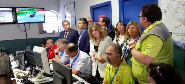 Cádiz.- La Junta activa el Plan Territorial de Emergencias para la atención de incidencias por el Gran Premio de Motos