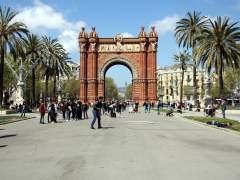 Arc de Triomf, Barcelona.