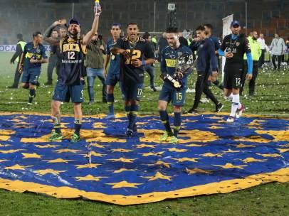 Boca Juniors gana la Supercopa Argentina