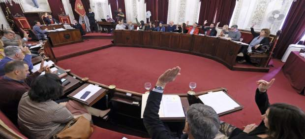 Cádiz.- El gobierno local lleva a Pleno el I Plan Municipal contra la 'LGTBIfobia' en la ciudad de Cádiz