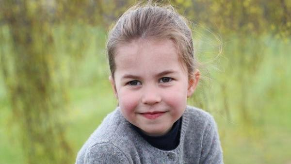 Princesa Charlotte, hija de Kate Middleton