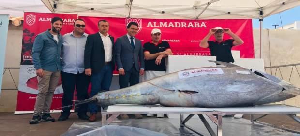 Cádiz.- La Junta resalta el valor del atún y de la pesca artesanal de almadraba