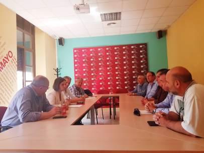 Córdoba.- UGT pide a la alcaldesa tener la misma jornada laboral en Aucorsa que el resto de empresas municipales