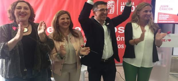 Cádiz.- 26M.- PSOE agradece a La Línea 'su rotunda apuesta' en las generales y le pide que 'sigan confiando el 26M'