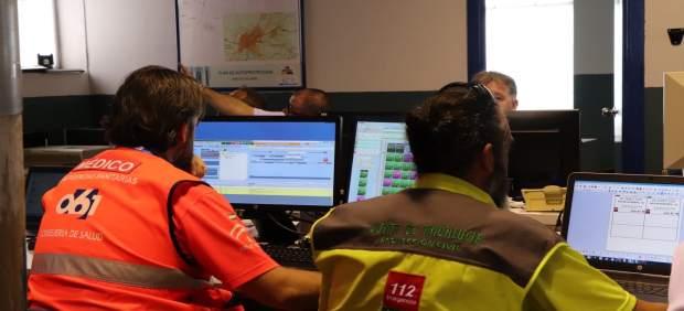 Cádiz.- El dispositivo del Plan Gran Premio de Jerez supera este sábado las 120 incidencias gestionadas por el 112
