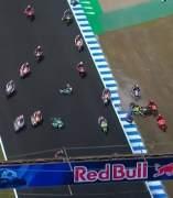 Accidente en Moto2