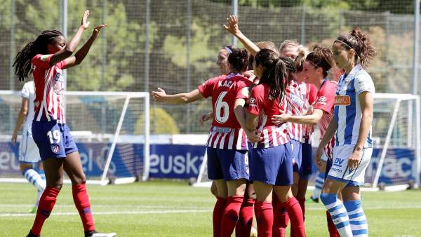 Atlético Féminas