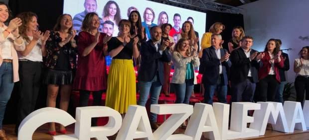 Cádiz.- 26M.- PSOE destaca al candidato de Grazalema por ser 'referente en política de la zona rural'