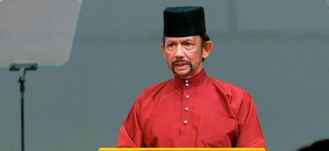 Sultán de Brunéi