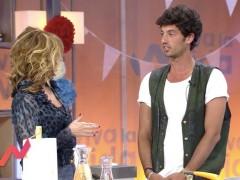 Jorge, en 'Viva la vida'