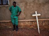 La cruz del ébola