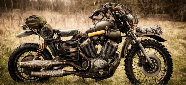 La moto real de 'Days Gone'