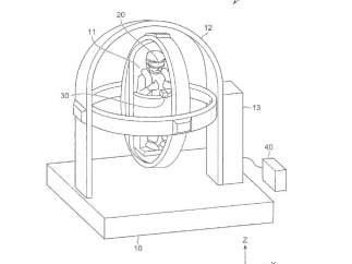 Sony pantenta un asiento de realidad virtual
