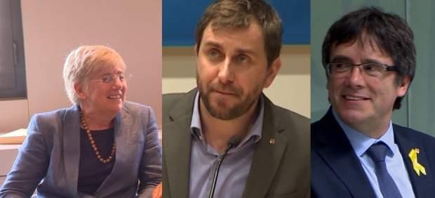 Puigdemont, Comín y Ponsatí podrán concurrir a las europeas