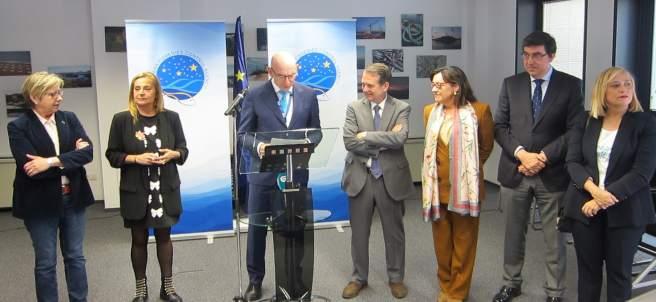 Pesca.- Agencia Europea de Control de la Pesca destaca la importancia de luchar contra el furtivismo en el Día de Europa