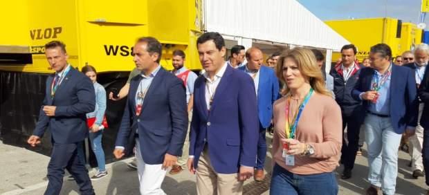 Cádiz.- El PP pide a la Junta que 'lidere la vuelta de la Fórmula Uno a Jerez'