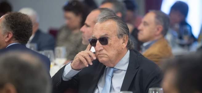 El expresidente del PP y de la Diputación de Castellón, Carlos Fabra.