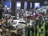 ¿Cuántas marcas de coches participan en el Automobile Barcelona?