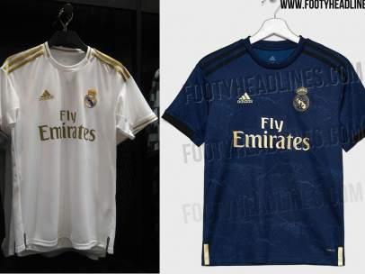 Camisetas del Real Madrid 2019-20
