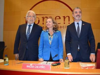26M.- Collboni abre la puerta a que la lista más votada en Barcelona no tenga por qué gobernar.
