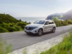 408 caballos y 100% eléctrico: el nuevo Mercedes EQC llegará este verano