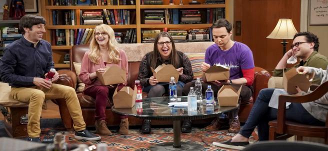 Los últimos episodios de 'The Big Bang Theory' se emitirán un día después de su estreno en EEUU gracias a TNT