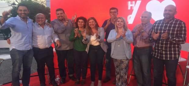 Cádiz.- 26M.- El PSOE rinde homenaje a Migueli en El Torno, donde reivindica los servicios públicos que prestan las ELA