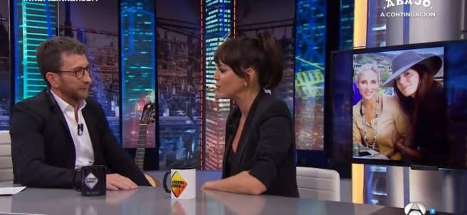 Marta MIlans, en 'El hormiguero'