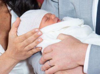 Las mejores fotos de 'Baby Sussex', el hijo de Meghan Markle y el príncipe Harry