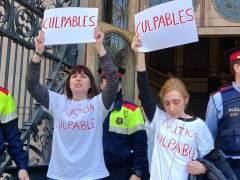 AMP.- La primera víctima del 'violador de Martorell' (Barcelona) critica la 'justícia patriarcal' davant del TSJC