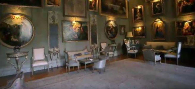 Interior de Palacio