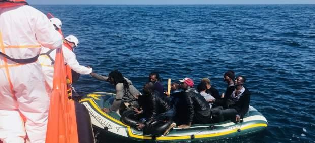 Más de 6.600 migrantes han llegado a España en patera en los primeros cuatro meses del año, un 51,3% más que en 2018