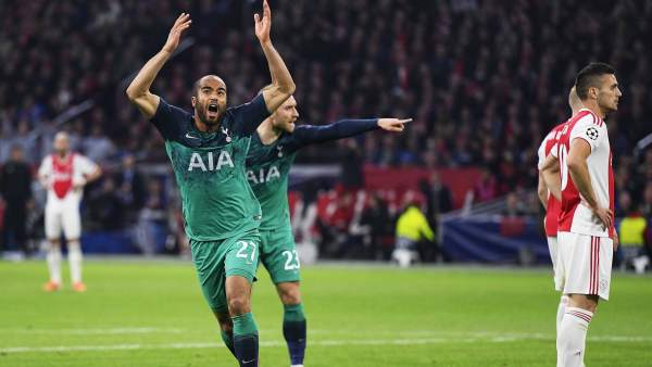 Sin Tottenham Al Épico Último Ajax Final En Un Minuto El Castiga Del srQCxtdhB