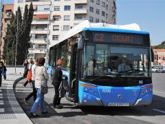 S.Santa.- Las seis rutas de la EMT a los campus universitarios madrileños no circularán la próxima semana