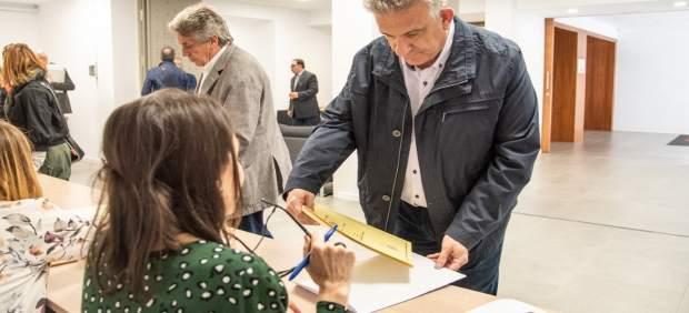 El presidente de Pimec Lleida, Jaume Saltó, el más votado a presidir la Cámara de Comercio