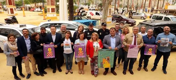 Cádiz.-La Feria del Caballo de Jerez contará con un servicio de acompañamiento a mujeres para 'una vuelta segura a casa'