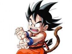 Goku de niño