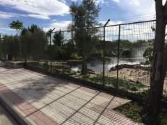 Rotura de tubería cerca de Avenida de Logroño