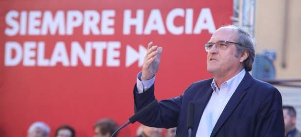 26M.- Gabilondo Llama A Una 'Auténtica Conmoción Social' En Las Elecciones