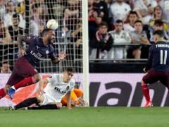 Gol del Arsenal al Valencia