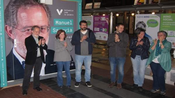 26M.- VTLP Defiende Que Ha Sabido Gobernar Y Gestionar Frente A 'Modas' De 'Pucherazos' Con 'Amabilidad' Y Entendimiento